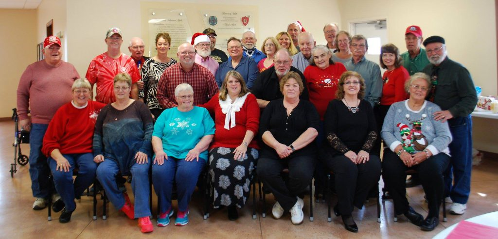 """Chapter """"E"""" Christmas party 2017"""